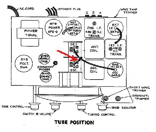 antique radio forums  u2022 view topic - zenith 5s127